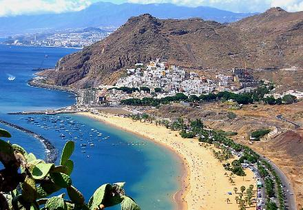 Isole canarie viaggi vacanze offerte per fuerteventura - Agenzie immobiliari tenerife ...